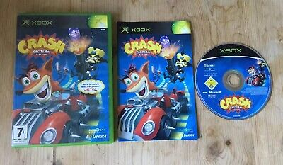 CRASH TEAM RACING Xbox One Game Crash Bandicoot - £22 00
