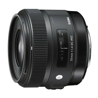 SIGMA 30mm F/1.4 DC HSM Art per Sony ex demo (A-Mount)