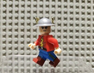 FLASH JAY GARRICK CW FLASH MINIFIGURE BRAND NEW SEALED