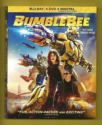 Bumblebee SLIPCOVER ONLY fits blu-ray case - No Disc.