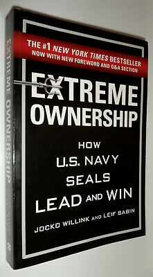 Extreme Ownership / Jocko Willink { How US Navy Seals Lead & Win} |V/G PB,
