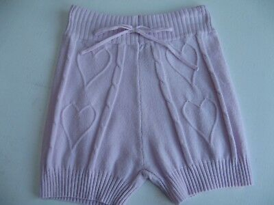 Capezio Girls Gorgeous Soft Ballet Y Dance Sports Shorts Pink Heart Size 1 6-8 Y