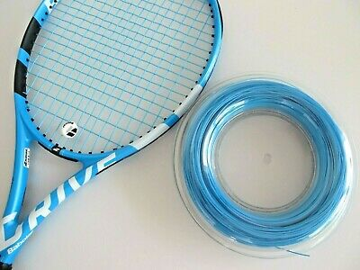 """OEHMS /""""BLACK PEARL CLASSIC/"""" Co-Polyester Tennissaite Tennis String 12m"""