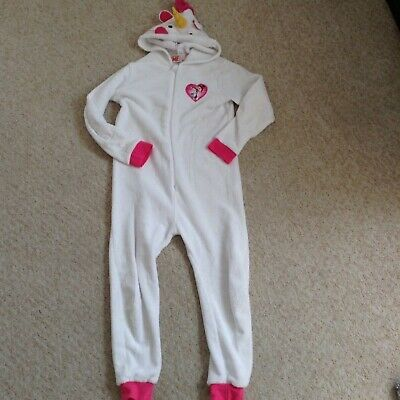 DESPICABLE ME MINION MADE UNICORN ALL IN ONE SLEEP SUIT PYJAMA 11-12 yrs