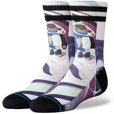 Stance Kids Astrodog Crew socks Black |  Stance Kids Crew Length Socks