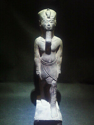 EGYPTIAN ANTIQUE ANTIQUITY King Amenhotep III Statue Figure 1386-1349 BC