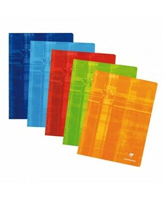 Clairefontaine Cahier Couture 24x32 Pag.96 Blanc