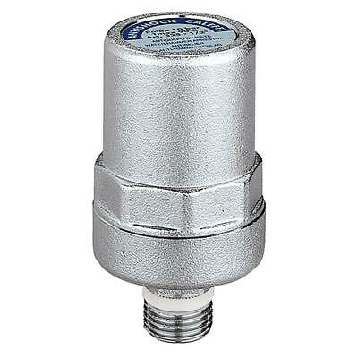 "Caleffi 525040 1/2"" Mechanical Shock Arrestor Prevents Plumbing Water Hammer"