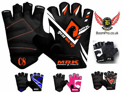 MRK Weight Lifting Gloves Training Gym Workout Bodybuilding Fitness Cycling Wrap