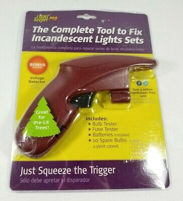Light Keeper Pro The Complete Tool to Fix Incandescent Lights Sets