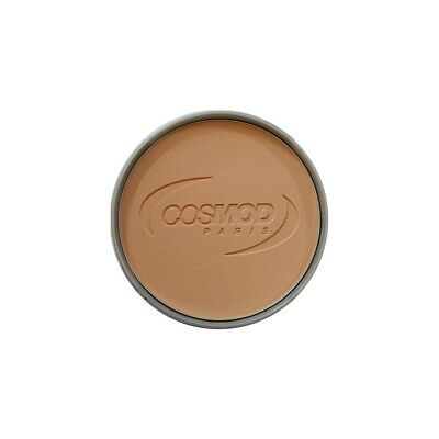 COSMOD - Maquillage Teint - Poudre Compact -  Made in France - Doré