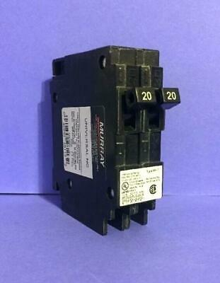 ITE SIEMENS MURRAY MP2020 2-1 Pole 20/20 Amp 120/240 Volt