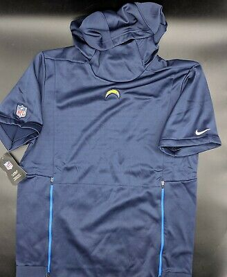 wholesale dealer a397b dc5a5 BNWT NIKE LOS Angeles Chargers On Field Jacket Hoodie Mens ...