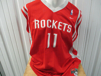 quality design e70be f4b82 YAO MING HOUSTON Rockets NBA 1995 Nike Rewind Swingman ...