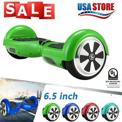 """6.5"""" Electric hoverboard Self-Balancing Scooter Hubber Board UL2272 Christmas BA"""