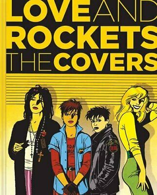 Love And Rockets: The Covers, New, Books, mon0000099307
