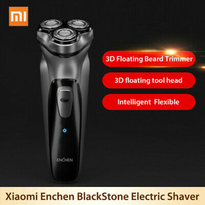 Xiaomi Enchen BlackStone 3D Electric Shaver Razor Facial Trimmer Washable NEW