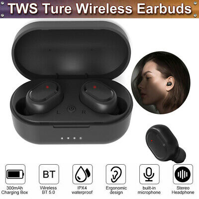 Xiaomi Redmi TWS-M1 Airdots Bluetooth 5.0 Earphone In-ear Stereo Earbuds New