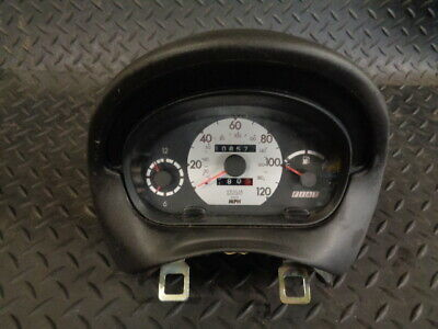 2001 FIAT SEICENTO Sporting 3DR SPEEDOMETER - INSTRUMENT CLUSTER
