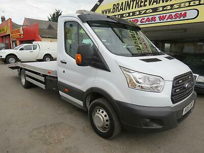 Ford Transit 2.2TDCI LWB RECOVERY TRUCK NEW BODY FITTED NO VAT TO PAY