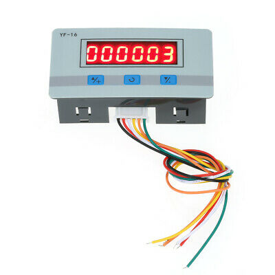 Mini LCD Digital Counter Module DC/AC5V~24V Electronic Totalizer with NPN A0E6