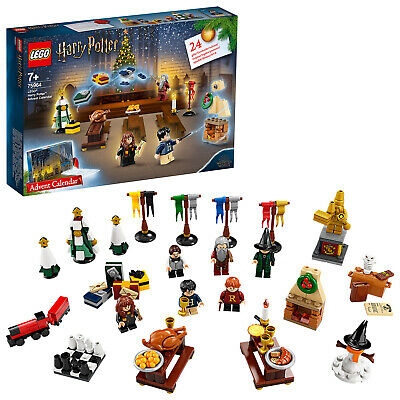 LEGO 75964 Harry Potter Advent Calendar 2019 with 7 Minifigures