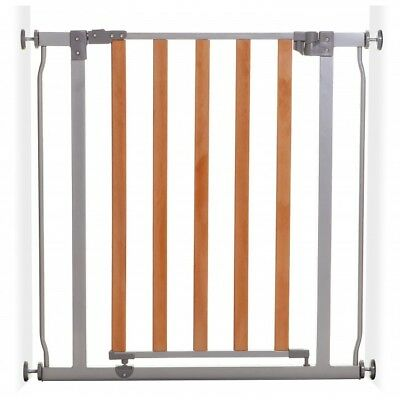 Dreambaby Cosmopolitan Wood & Metal Safety Gate (76-82cm)