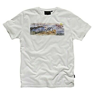 Mtss14323 Triumph Best Motorcycle Poster Tee