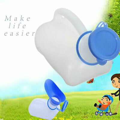 Female male Portable Mobile Toilet 1L Car Journeys Travel Camping Boats Urinal A