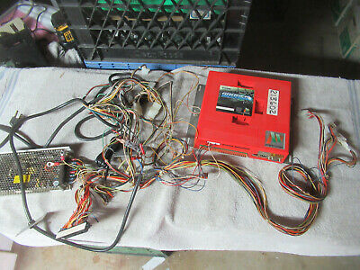 Ranger Mission Atomiswave With Jamma Wiring Harness Arcade Game Pcb Board B29
