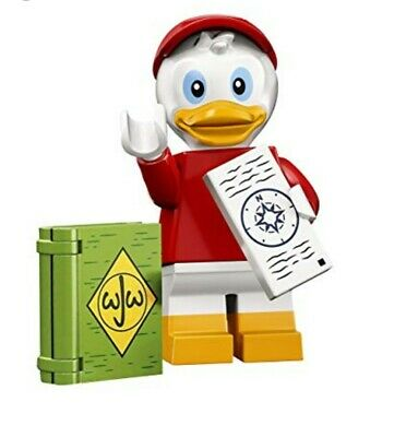 Lego HUEY DUCK Disney Series 2 Minifigure #3 71024 - Factory Sealed