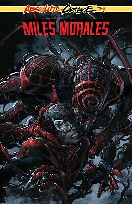 Absolute Carnage Miles Morales #2 Clayton Crain - NM or Better - 9/25/2019