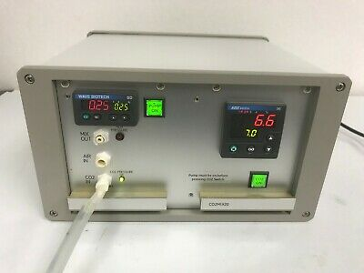 TESTED GE Healthcare Wave Biotech CO2MIX20 Controller 28937795 NO POWER SUPPLY