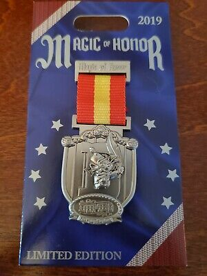 Disney Pin of the Month Magic of Honor Dumbo LE 2000
