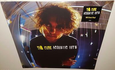 The Cure Acoustic Hits (2017 Reissue) Brand New Sealed Vinyl Lp Pressing