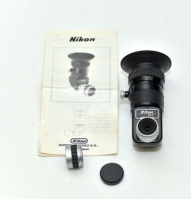 Nikon DR-3 Right Angle Viewing Attachment