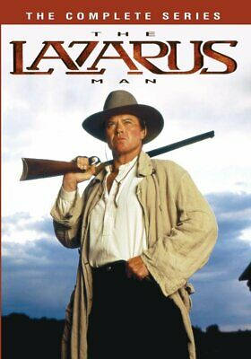 The Lazarus Man Complete TV Series DVD Set Collection Westerns All Seasons Urich