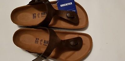 Reduced - Birkenstock - Gizeh - Toffee - Rrp $122 Save $27