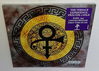 Prince The Versace Experience Prelude To Gold (2019 ) New Sealed Cd