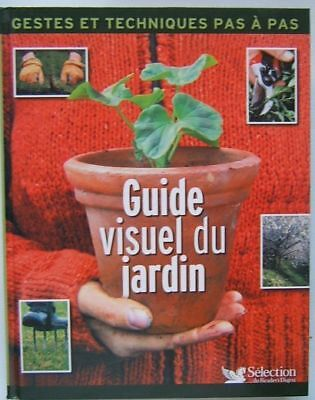 Book Guide Visual the Garden - Gestures and Technical