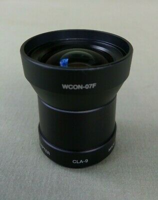 Olympus WCON-07F Wide Conversion Lens & CLA-9 Lens Adapter Tube