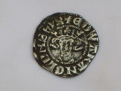 fine coin of King Edward I - Medieval Penny Minted in Canterbury 1274-1282.