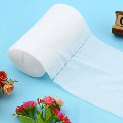 Baby Flushable Biodegradable Cloth Nappy Diaper Bamboo Liners 100 Sheet/Roll ND