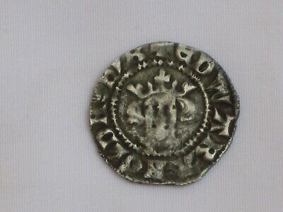 great coin of King Edward I - Medieval Penny Minted in Canterbury 1274-1282
