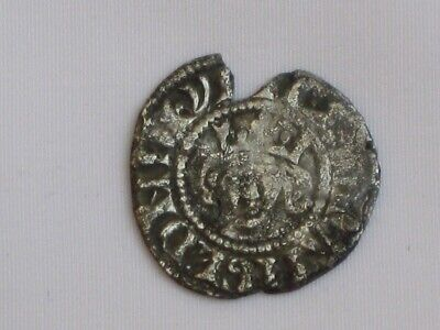 nice coin of King Edward I - Medieval Penny Minted in York 1274-1282.