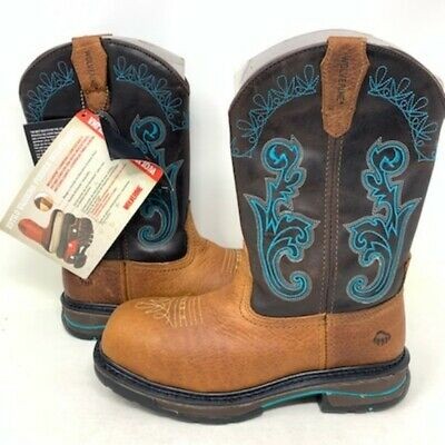 Womens Wolverine Kacey CT Slip on Boots BX1-BX4 W10530