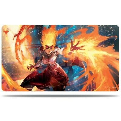 Chandra, Fire Artisan - War of the Spark Alternate Art Playmat