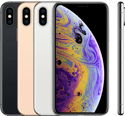 Apple Iphone Xs Sprint 256gb - All Colors