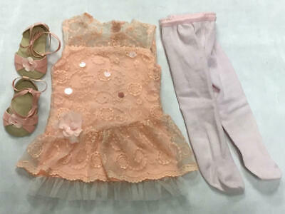 American Girl Outfit - Shimmer & Lace Party Dress