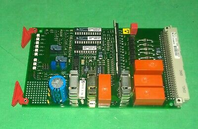 Carl Zeiss A1-A7 Control Board 305988-9305 for NC4 Microscope (#3197)